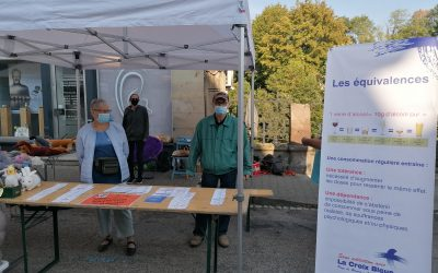 Braderie et forum des associations à Saverne